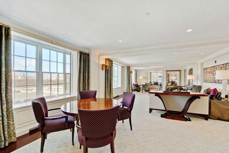Appartamento di lusso sulla Fifth Avenue #casedilusso #newyork #saloni #luxuryhomes http://www.lussocase.it/2013/03/appartamento-di-lusso-fifth-avenue/