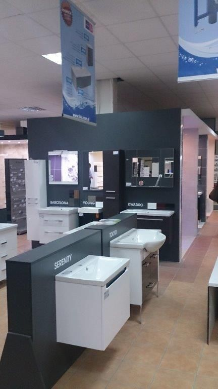 #elita #meble #lazienka #strefa #furniture #bathroom #dom #home #style #blu #lodz