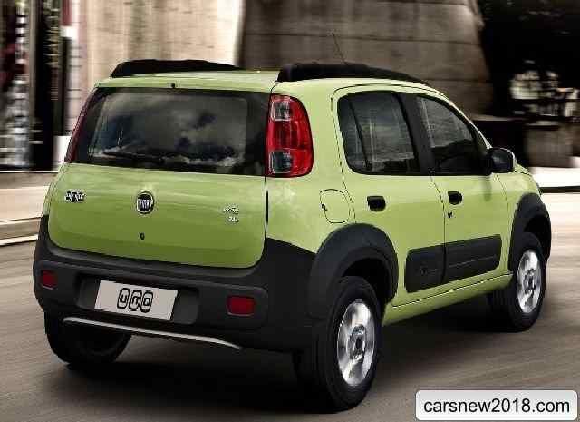 2018-2019 Fiat Uno
