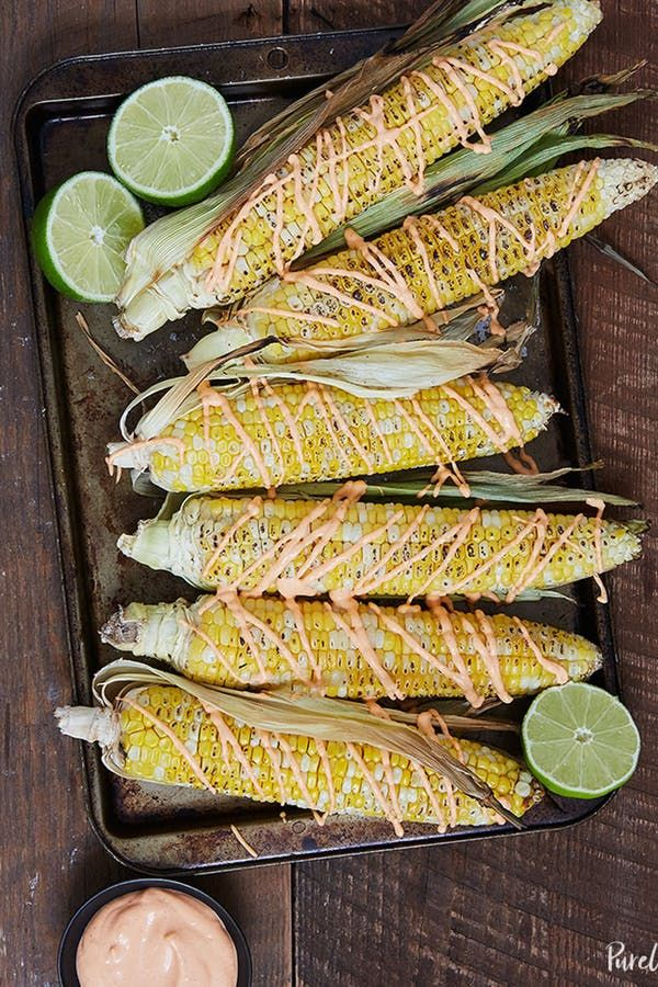 17 Camping Recipes That Aren't S'Mores and Hot Dogs via @PureWow