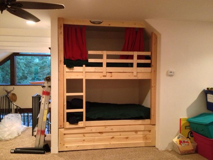 Lovely Lake house bunks beds Awesome - Style Of single bunk bed In 2018