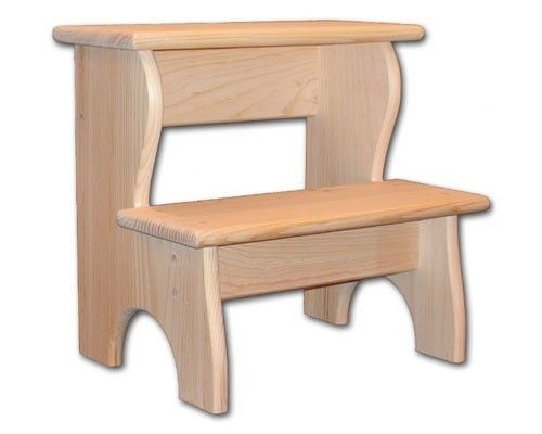 Children S Bathroom Step Stool Plans Woodworking