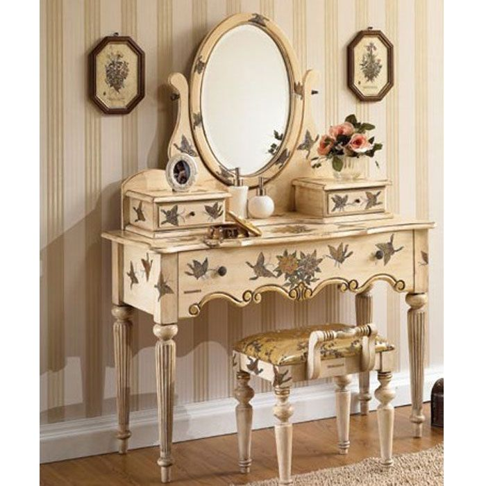 19 Best Vanity Images On Pinterest  Dressing Tables -1715