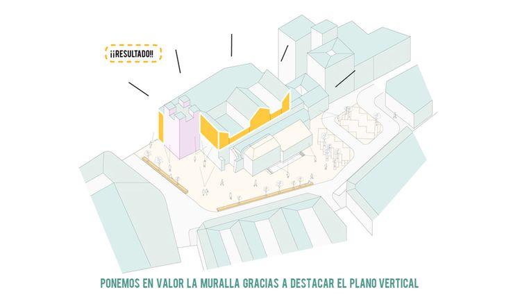 OOIIO · Plaza de San Miguel Rehabilitation · Divisare