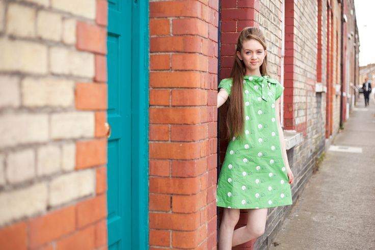 The 1960's inspired Twiggy dress from Circus #vintage #style #circus #1960s #retro #dublin #lookbook