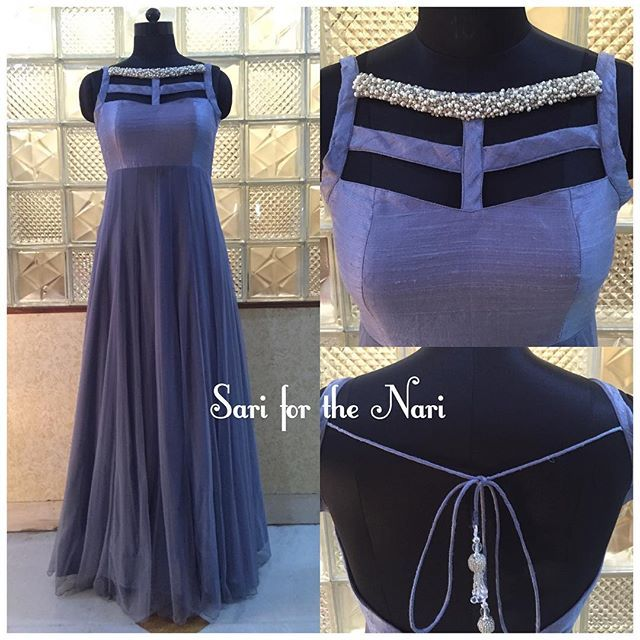 Lovely neckline! Have to try