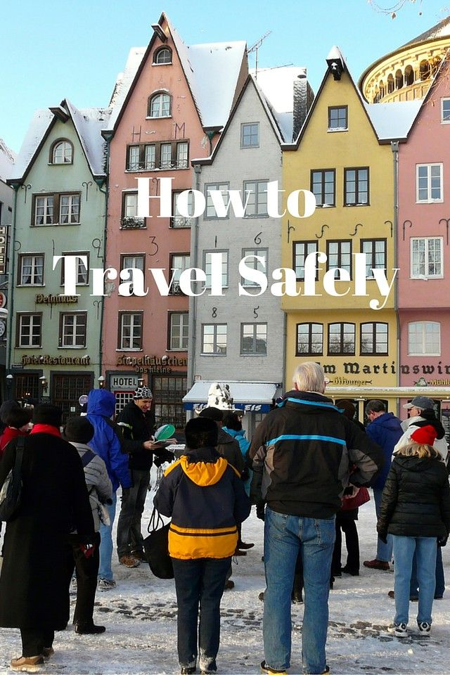 How to Travel Safely During a Crisis