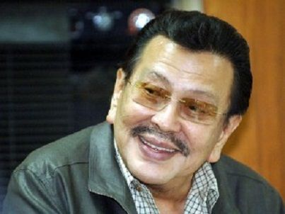 Joseph Estrada Is An Adobo Eating Idiot! #josephestrada #erap #philippines