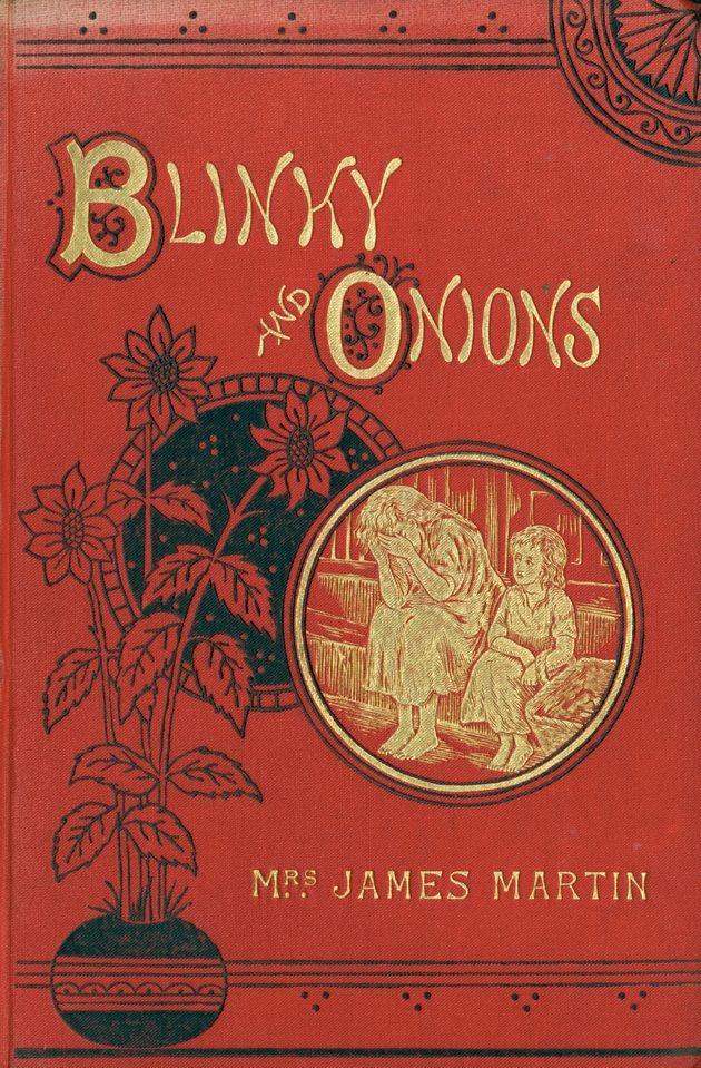 Blinky and Onions  ~ c.1881