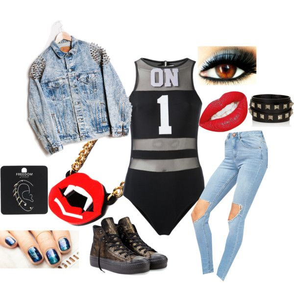 """""""He's CONFIDENT , oh no no, oh no no ♫ ♥"""" by melany-bh on Polyvore"""