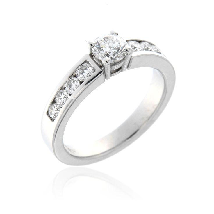 Beautiful Diamond Engagement Ring – 3300003