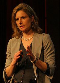 "---------------Lisa Randall---------------- -------------(June 18, 1962)------------ Lisa Randall, theoretical physicist and world leading expert on particle physics and cosmology. Works on several models of string theory in the quest to explain the fabric of the universe. Named one of Time Magazine's 100 Most Influential People in the section for ""Scientists & Thinkers."""