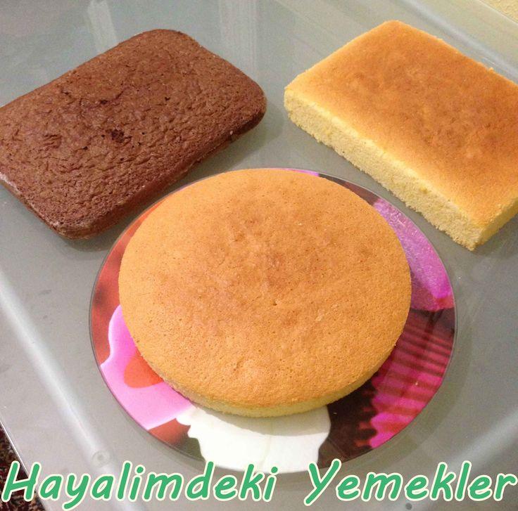 sünger pasta keki