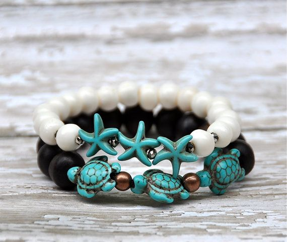Turquoise Sea Turtles