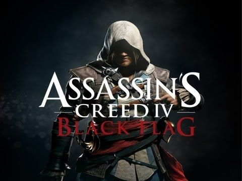 Assassins Creed 4: Black Flag -- Edward Kenway Trailer