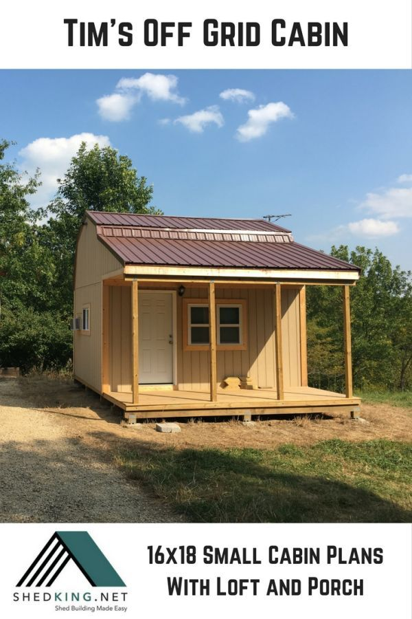 12x16 Barn With Porch Plans Barn Shed Plans Small Barn Plans Shed To Tiny House Small Barn Plans Small Cabin