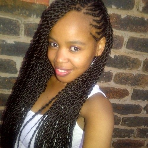 Braided Hairstyles For African Americans Teens