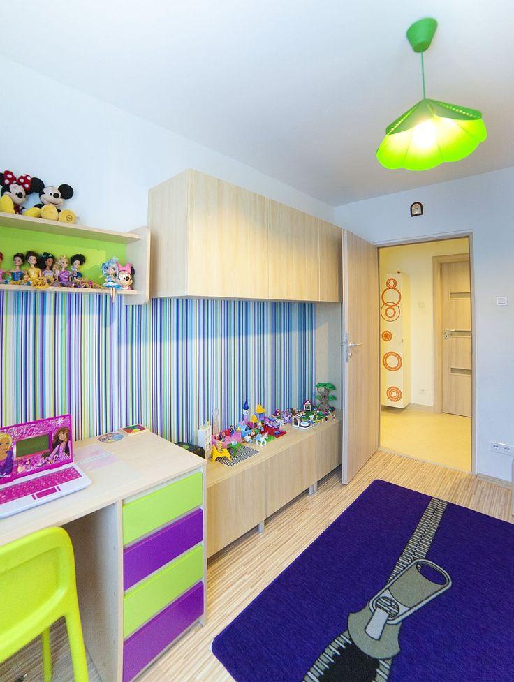 Home. Ema's room