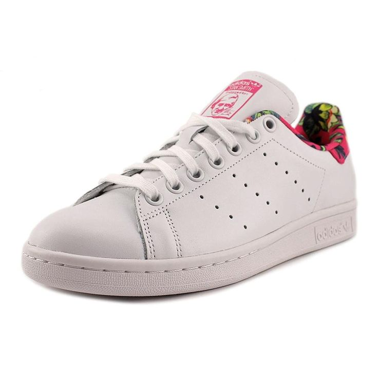Amazon.com | Adidas Stan Smith W Women Round Toe Synthetic Sneakers |  Fashion Sneakers