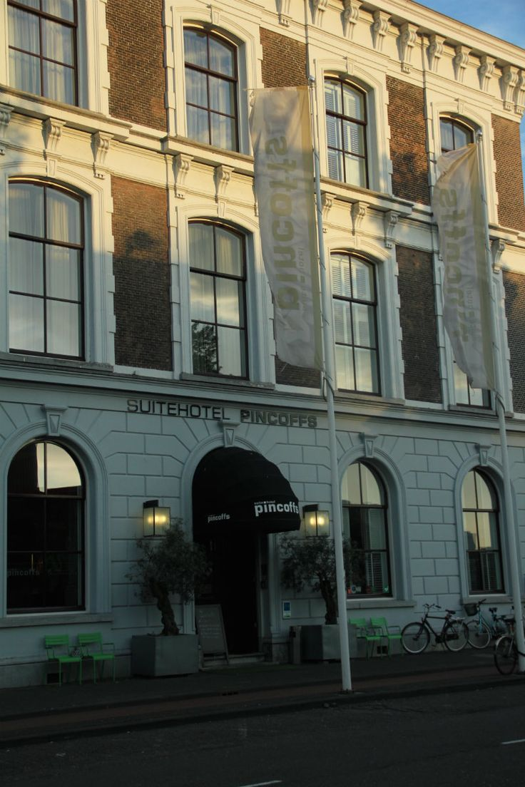 The pearl of Rotterdam: Pincoffs Hotel #CovetEdition #luxurymagazine #luxuryliving #travel