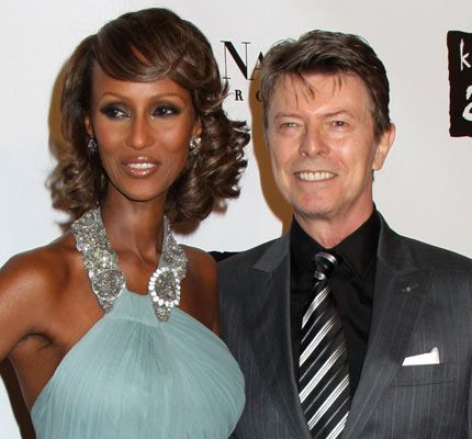 david bowie and iman daughter alexandria | David Bowie / Iman – When you're one of the most influential figures ...