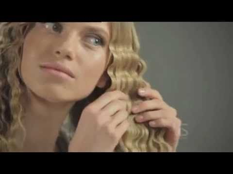 Learn how to create gorgeous, long lasting hair waves with the VS Sassoon Wave Envy.
