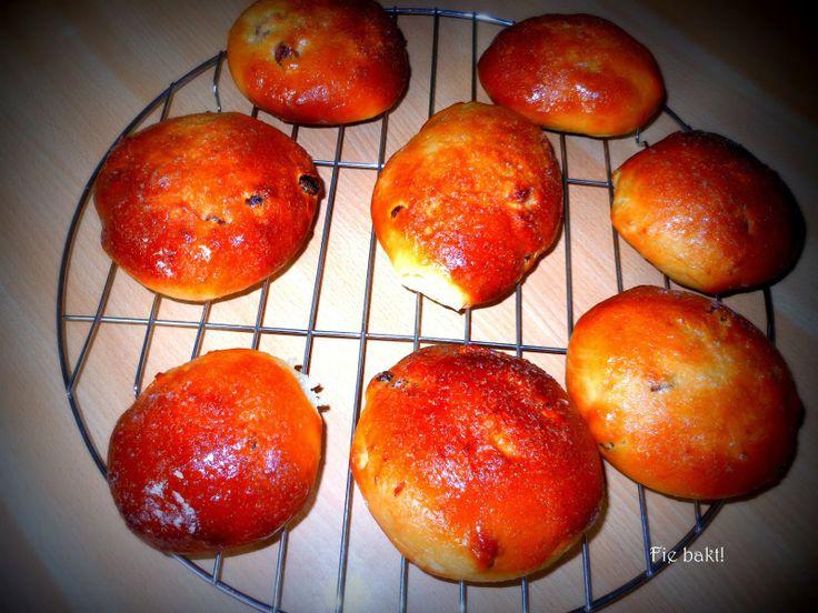 De zoete broodjes - Fie bakt, haakt én naait :-)