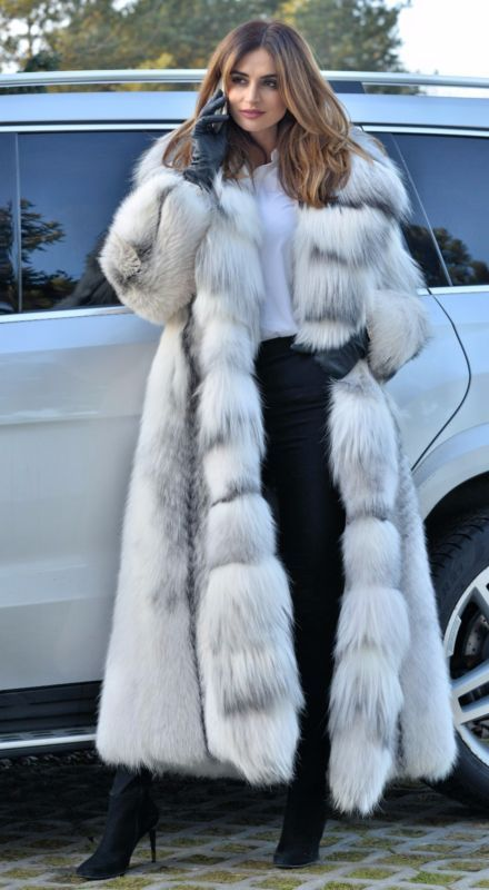 Best 20  Long fur coat ideas on Pinterest | Leopard fur coat ...
