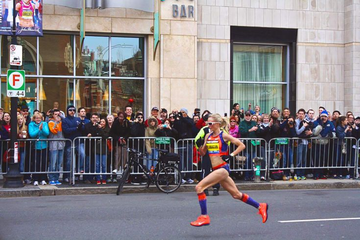 Ready to get inspired? Here's what really helped Shalane Flanagan take home the win