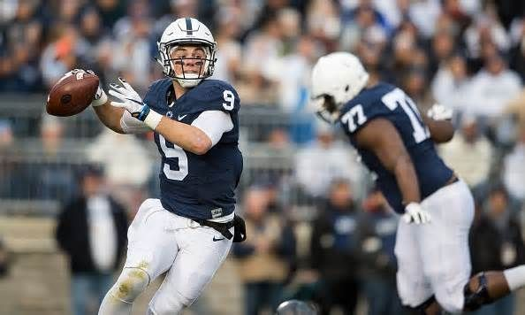 PSU rips MSU, heads to Big Ten title game with chaos on its mind #heads #title #chaos