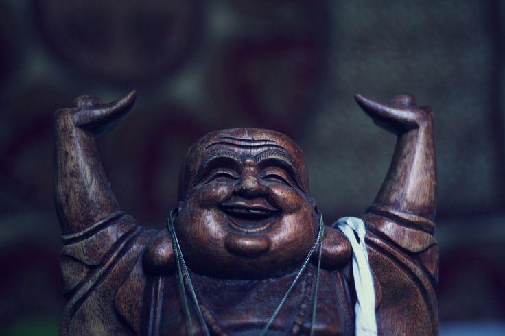 Makes me smile as big as Budda!