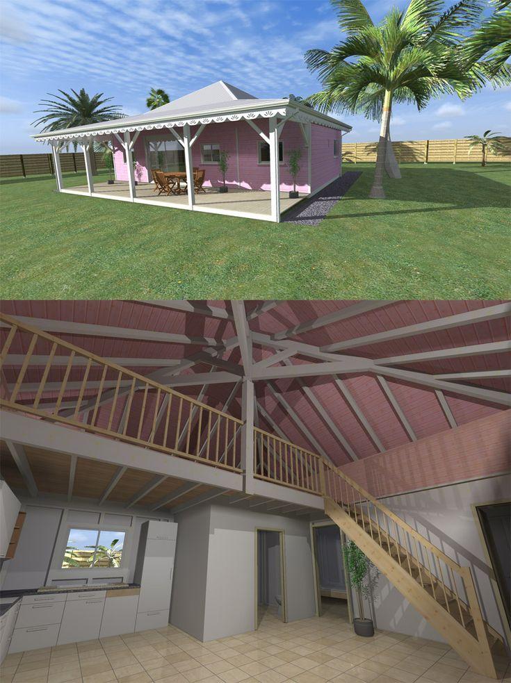 modulotech la construction modulaire bois aux antilles martinique construire avec ou sans. Black Bedroom Furniture Sets. Home Design Ideas
