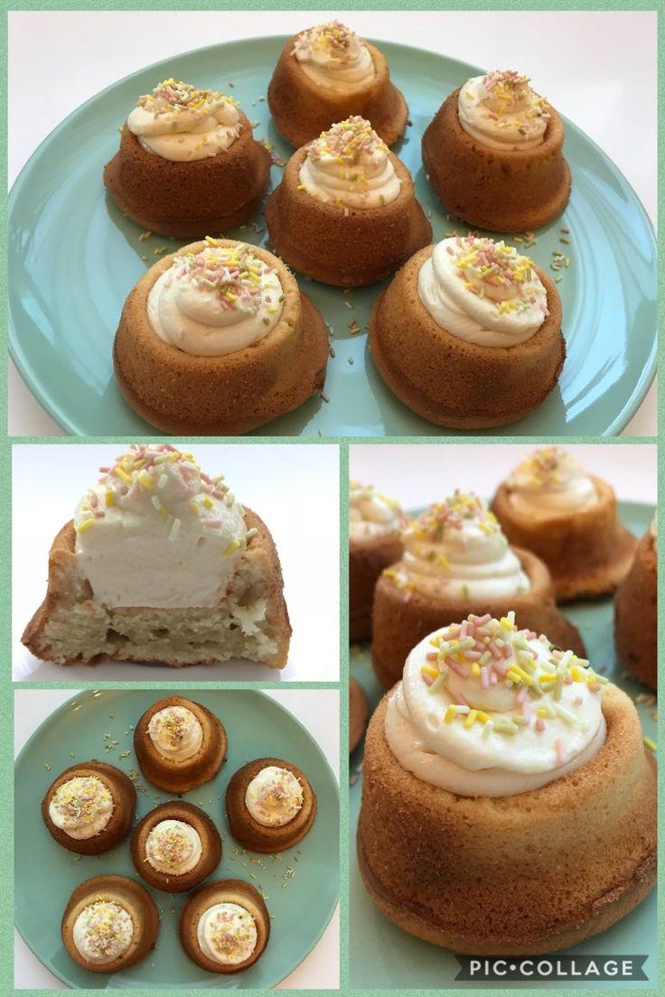 Tonka Bohne/ tonka bean/ muffin PearCream/ delicious