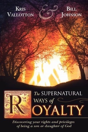 Supernatural Ways Of Royalty. Bought this and need to read it!