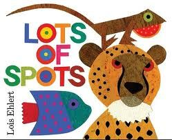Read the book, then have child create an animal with ____ # of spots.  Love Lois Ehlert.