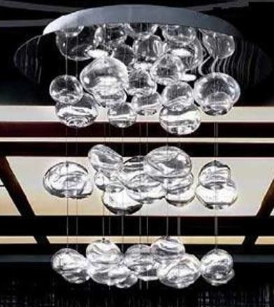 30 best luscious lighting images on Pinterest | Bubble chandelier ...
