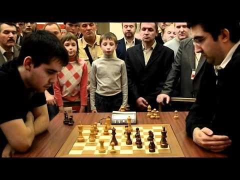 Ian Nepomniaschi - Vladimir Kramnik Wch chess blitz