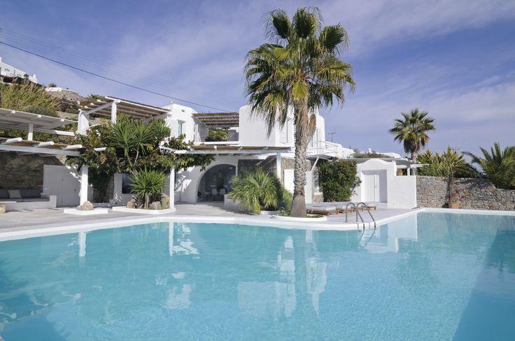 Villa Simone is a unique villa with private pool in Mykonos!