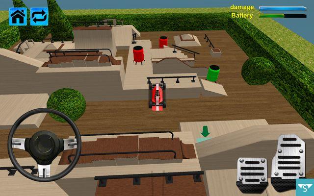 ► http://www.siberman.org/2015/02/paten-park-rc-yars-arabalar-android-apk.html  Paten Parkı RC Yarış Arabalar, android cihazlarınızda eğlenceli dakikalar geçirmek için oldukça ideal bir rc yarışı oyunu. Paten parkında yarışacağınız bu oyunda engeller, rampalar ve daha fazlası ile sonsuz atlamalar yapabilir ve keyifli sürüş deneyimi yaşayabilirsiniz. Ücretsiz olarak indirip oynayabileceğiniz rc yarış oyunudur.