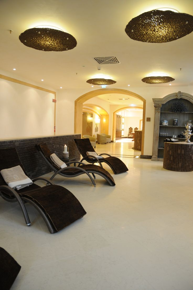 Relax zone of our amazing SPA