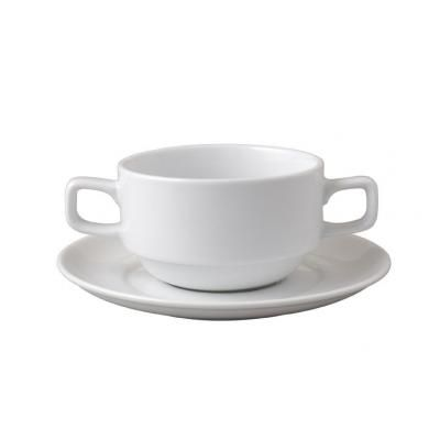 Picture of Chelsea Soup Cup And Double Welled Saucer 280ml