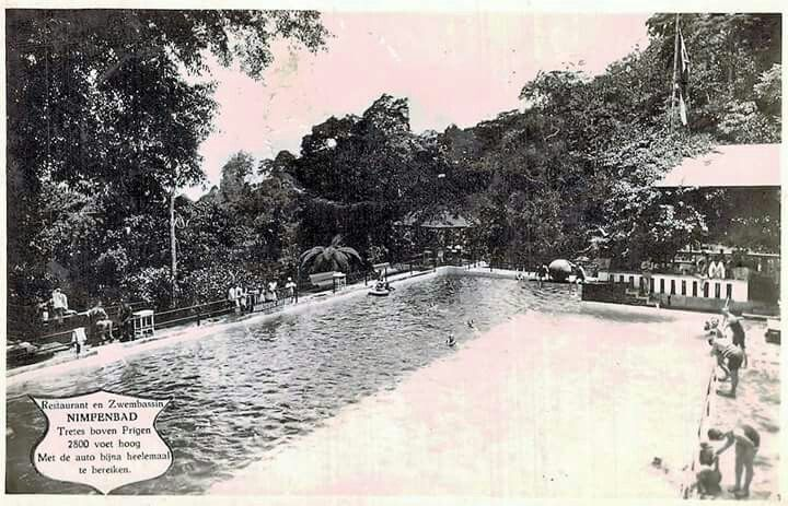 Tretes, Prigen, East Java 1930
