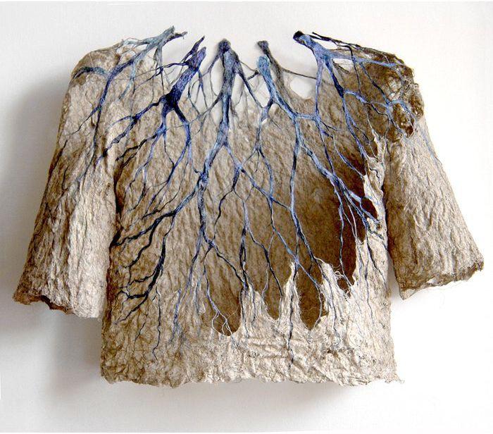 Raija Jokinen, Cloth related art