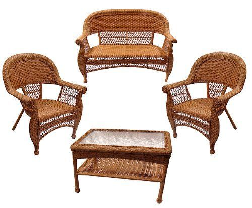 How to Maintain #Resin_Wicker Furniture?