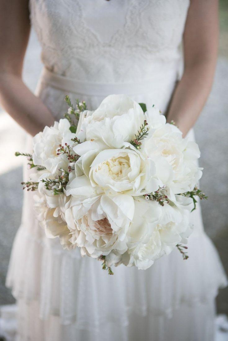 Bouquet Sposa Moderni.60 Bouquet Da Sposa Il Boom Delle Composizioni Messy White