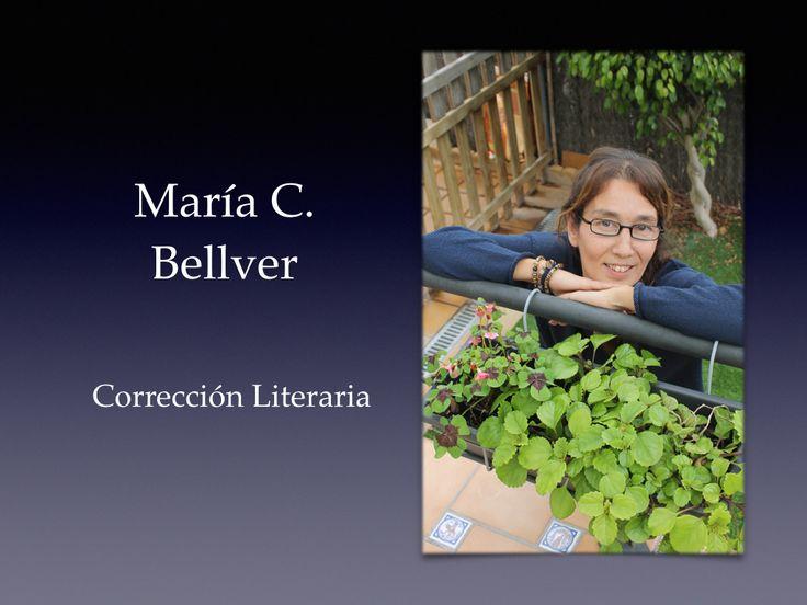 """María llegó a mi vida como si hubiese oído que la estaba llamando.  Ella corrigió mi novela """"Gold Beach"""" y al ver su profesionalidad no dudé en pedirle que fuera la correctora del equipo.  Afortunadamente accedió."""