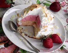 Néhány perces desszert, mely tökéletes lehet, ha vendégeinket el akarjuk kápráztatni. A sült fagylalt, ahogy nevéből is kiderül való...