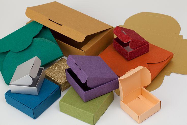 Cajas artesanas troqueladas decorativas ideales para - Cajas de almacenaje decorativas ...