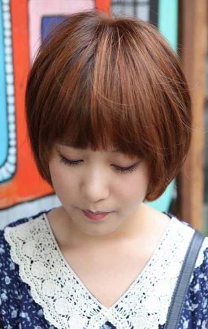 Frisuren Koreanische Kurzhaarschnitte 33 Ideen