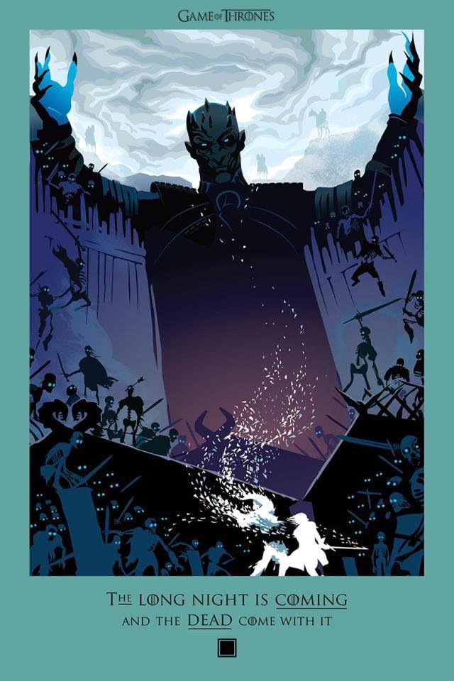 Game of Thrones - Artista cria belos cartazes inspirados nas mortes da quinta temporada! - Legião dos Heróis